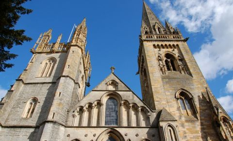 Catedrala Llandaff din Cardiff