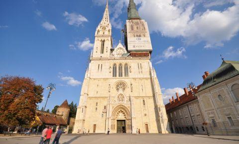 Catedrala Neo-Gotica din Zagreb