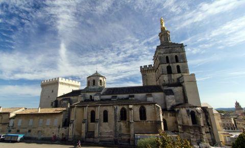 Catedrala Notre Dame des Doms din Avignon