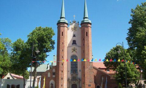 Catedrala Oliwa din Gdansk