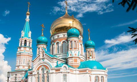 Catedrala Kresto Vozdvizhenski din Omsk