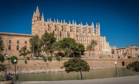 Catedrala Gotica din Palma de Mallorca
