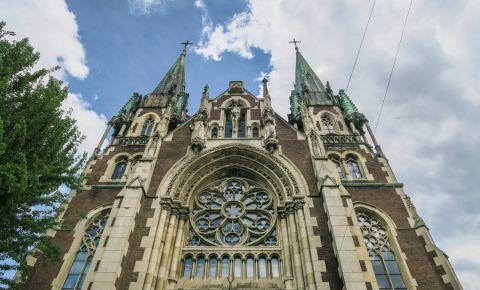 Catedrala Romano-Catolica din Liov