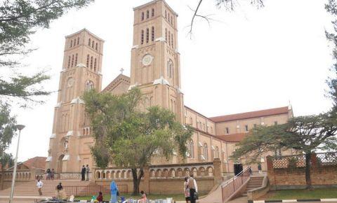 Catedrala Rubaga din Kampala