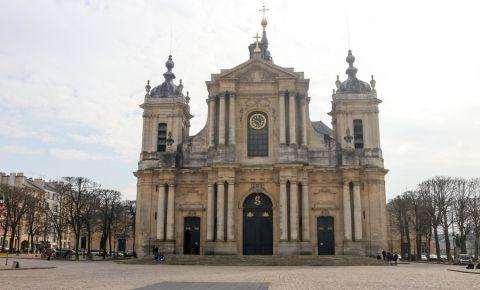 Catedrala Saint Louis din Versailles