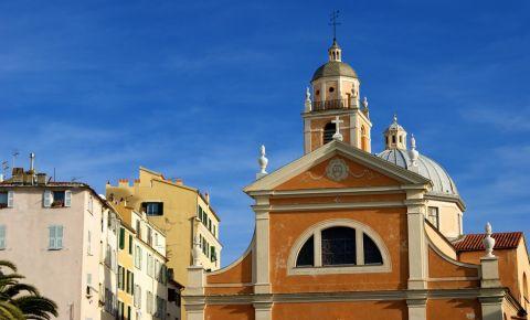 Catedrala Saint Marie din Ajaccio