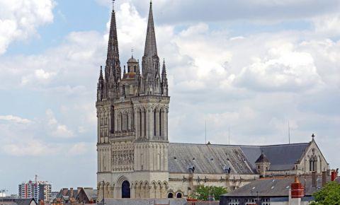 Catedrala Saint Maurice din Angers