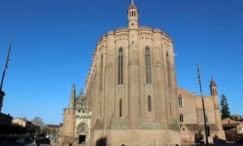 Catedrala Sainte Cecile din Albi