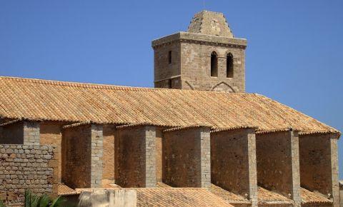 Catedrala Santa Maria din Ibiza