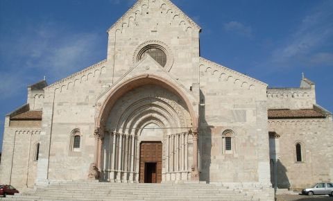 Catedrala Sf Ciriaco din Ancona