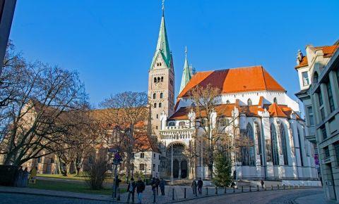 Catedrala Sfanta Maria din Augsburg