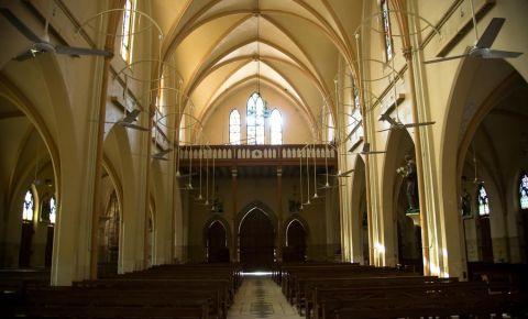 Catedrala Sfanta Treime din Karachi