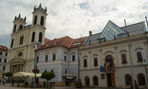 Catedrala Sfantul Francis din Banska Bystrica