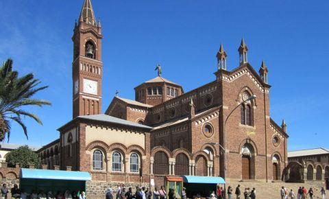 Catedrala Sfantul Iosif din Asmara