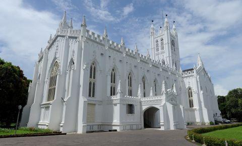 Catedrala Sfantul Pavel din Calcutta