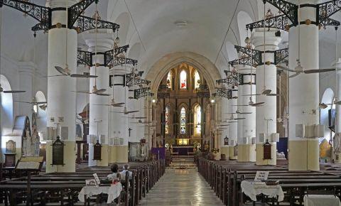 Catedrala Sfantul Toma din Mumbai