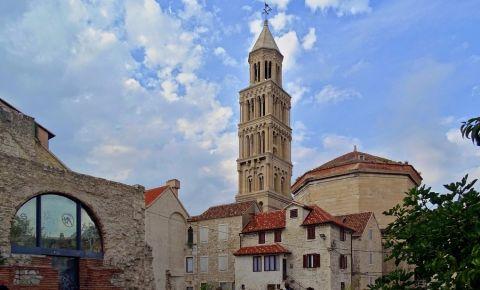 Catedrala Sfantului Domnius din Split