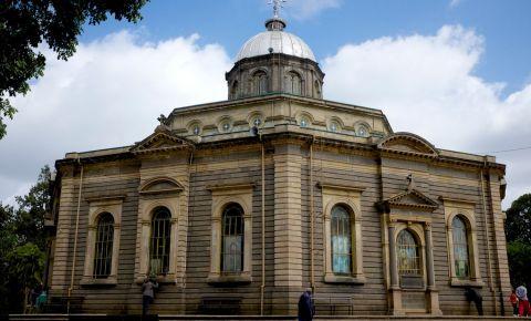 Catedrala Sfantului Gheorghe din Addis Adaba