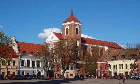 Catedrala Sfintii Petru si Pavel din Kaunas
