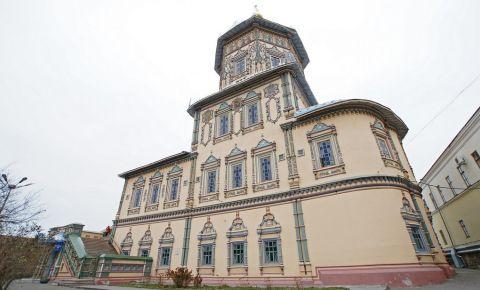 Catedrala Sfintilor Petru si Pavel din Kazan