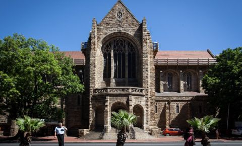 Catedrala St George din Cape Town