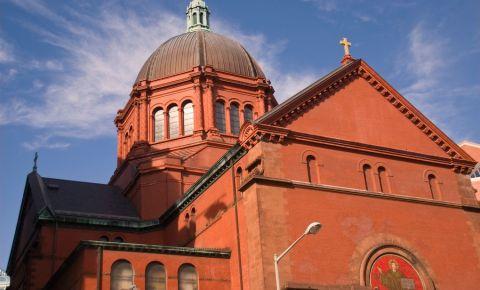Catedrala St Matthew din Washington