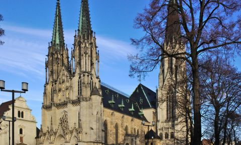 Catedrala St Wenceslas din Olomouc