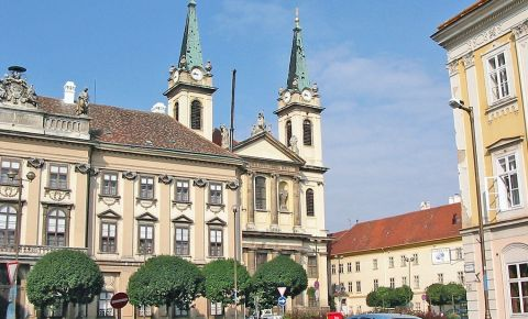 Catedrala din Szombathely