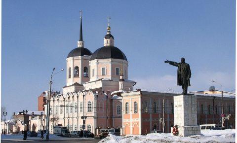 Catedrala Sfintii Petru si Pavel din Tomsk