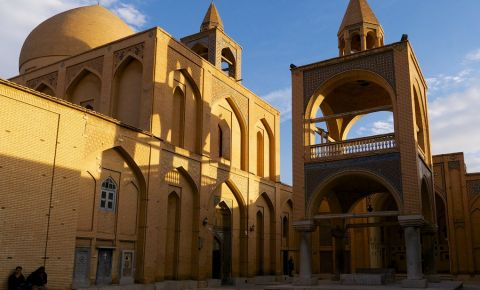 Catedrala Vank din Isfahan