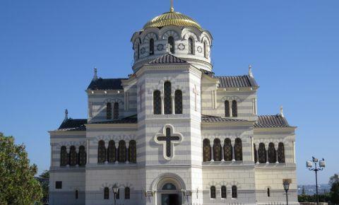 Catedrala Vladimirsky din Sevastopol