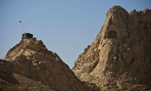Cele 40 de Trepte din Kandahar