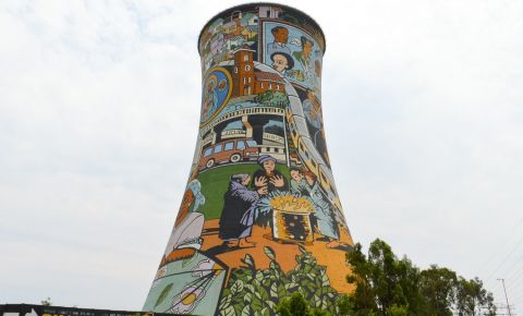 Centrala Electrica din Johannesburg