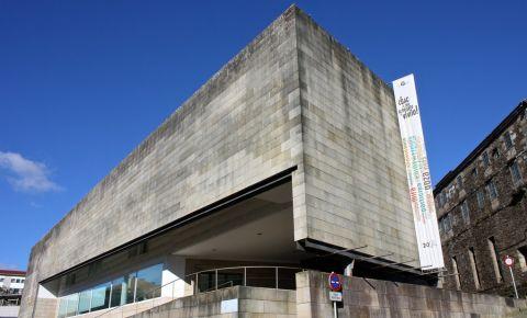 Centrul Galician de Arta Contemporana din Santiago de Compostela