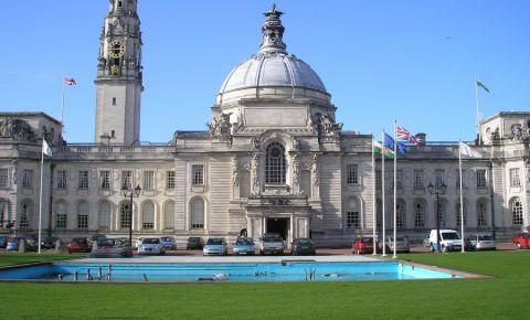 Centrul Civic din Cardiff