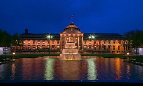 Centrul Cultural din Wiesbaden