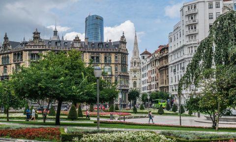 Centrul Istoric al Orasului Bilbao