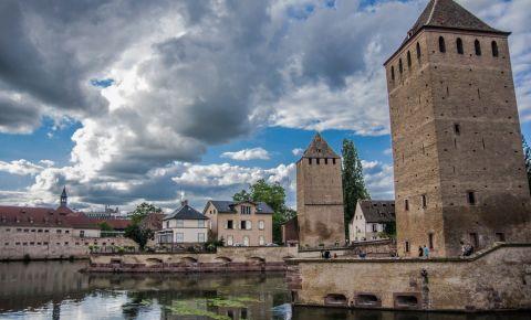 Centrul Istoric Grande Ile din Strasbourg