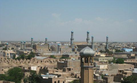 Centrul Istoric din Herat