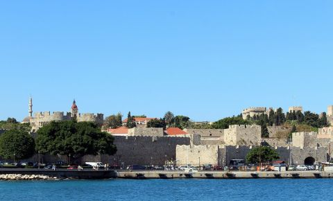 Centrul Istoric din Insula Rodos