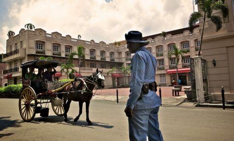 Centrul Istoric din Manila
