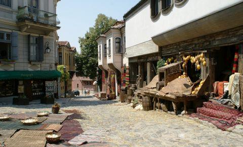 Centrul Istoric din Plovdiv