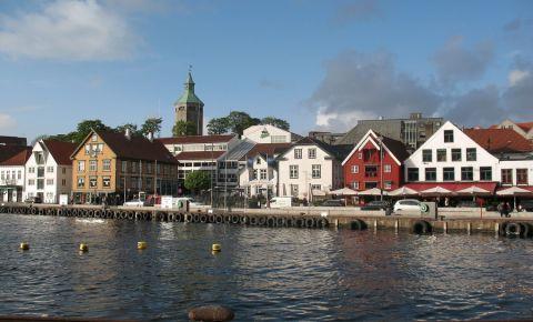 Centrul Istoric din Stavanger