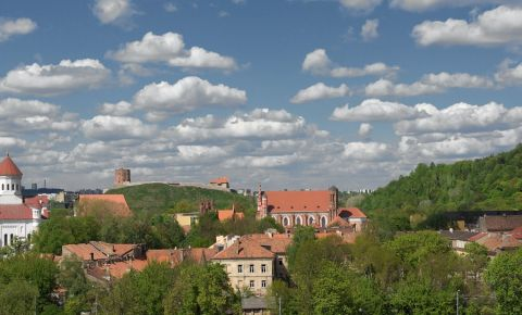 Centrul Istoric din Vilnius