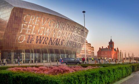 Centrul Galez Millennium din Cardiff