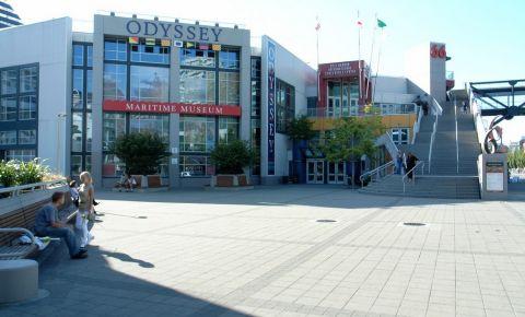 Centrul Odyssey din Seattle