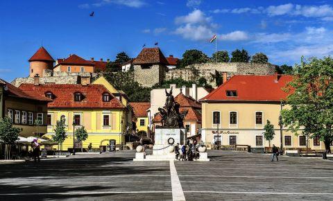 Centrul Orasului Eger