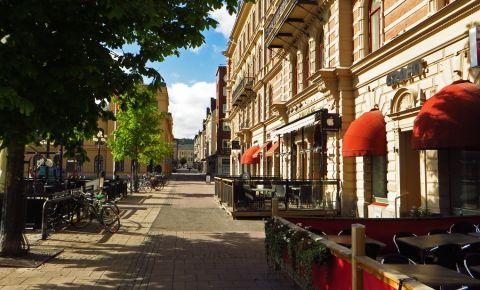 Centrul Orasului Sundsvall