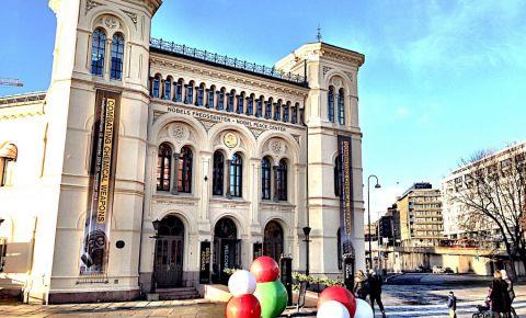 Centrul Premiului Nobel Pentru Pace din Oslo