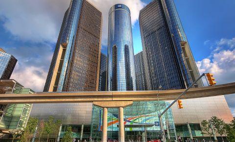 Centrul Renaissance din Detroit